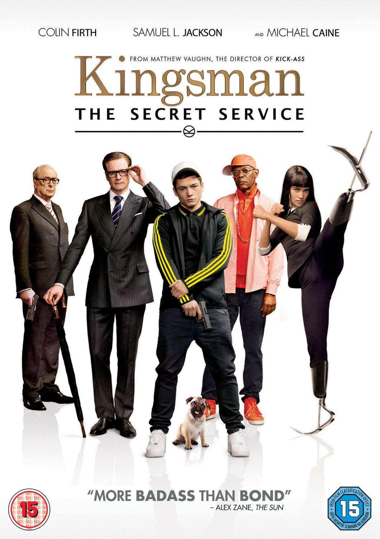 Descargar Kingsman: El servicio secreto Latino por MEGA.